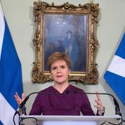 Nicola Sturgeon: «Le Brexit est un jour de grande tristesse pour les Écossais»
