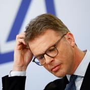 Une cinquième année dans le rouge pour Deutsche Bank
