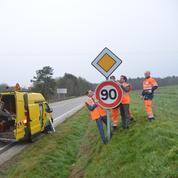 En Haute-Marne, le 90km/h comme une victoire sur Paris