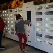 Ces distributeurs automatiques qui veulent redonner vie aux villages