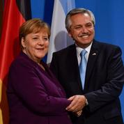 Le président argentin en quête de soutien en Europe