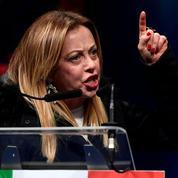 Giorgia Meloni, une néofasciste sur les terres de Salvini