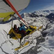 On a testé le vol en ULM pendulaire en Savoie