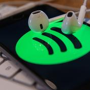 Spotify engage le bras de fer avec l'industrie de la musique