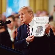 Impeachment: Donald Trump dénonce les «malveillants» qui ont tenté de l'abattre