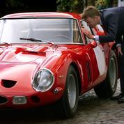 La folle histoire des Ferrari de la famille Bardinon