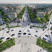 Les Champs-Élysées cherchent leur place