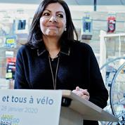 Municipales: Anne Hidalgo veut un Paris 100% cyclable