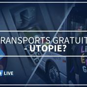 Gratuité des transports: pourquoi les grandes villes y pensent