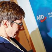 Allemagne: la crise politique en Thuringe met à l'épreuve l'unité de la CDU