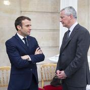 Impôts de production: Bercy et l'Élysée jouent la montre