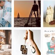 Sur Instagram, la jeune génération catholique assume sa foi sans filtre
