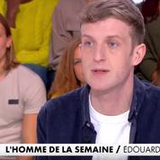«Pas de liberté (d'expression) pour les ennemis d'Édouard Louis»