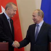 Tensions entre Moscou et Ankara autour de la Syrie