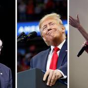 Présidentielle américaine: entre républicains et démocrates, la guerre des millions est déclarée