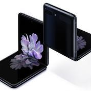 Samsung dévoile son nouveau smartphone pliant, le Galaxy Z Flip