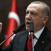 Syrie: les menaces guerrières d'Erdogan