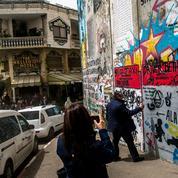 Cisjordanie: les touristes s'immiscent au cœur du conflit israélo-palestinien