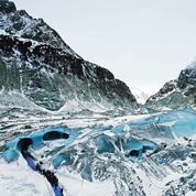 Au pied du Mont-Blanc, Macron met en scène son engagement écologique