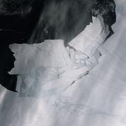 Un nouvel iceberg géant se décroche à l'ouest de l'Antarctique