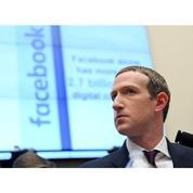 Mark Zuckerberg plaide pour une réforme de la taxation du numérique par l'OCDE