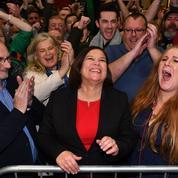 Victoire du Sinn Féin: vers une Irlande réunifiée?