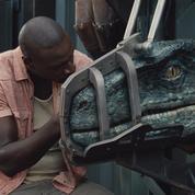 Omar Sy sera à l'affiche de Jurassic World 3