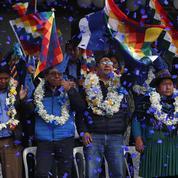En Bolivie, le parti d'Evo Morales reste favori
