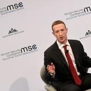 Mark Zuckerberg veut unrégime spécial pour les contenus enligne