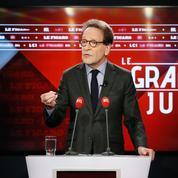 Retrait de Griveaux: «L'imprudence n'est pas une faute légale», selon Gilles Le Gendre