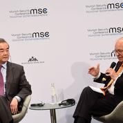 À Munich, la rivalité entre les États-Unis et la Chine éclate au grand jour