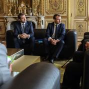 Emmanuel Macron cherche la réponse au «séparatisme» islamiste