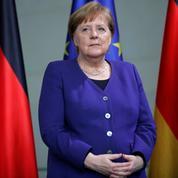 «Angela Merkel, la chute»