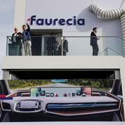 Faurecia joue la carte de l'innovation pour échapper à la crise