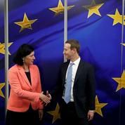 Face à Facebook, Thierry Breton plaide pour une «gouvernance partagée»