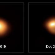 L'étoile supergéante Bételgeuse est-elle sur le point d'exploser?