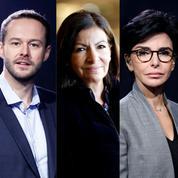 Municipales à Paris: Dati passe devant Hidalgo au premier tour, «effet Buzyn» limité