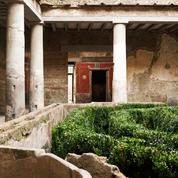 À Pompéi, trois superbes maisons romaines de nouveau ouvertes au public