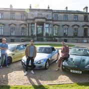 «Top Gear France» sur RMC Découverte: un «faramineux» road-trip écossais