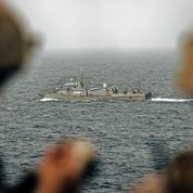 Dans les eaux ultramilitarisées du détroit d'Ormuz, pasdarans iraniens et marins américains s'épient