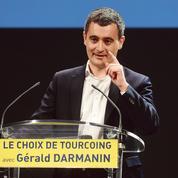 Municipales: à Tourcoing, Gérald Darmanin mise sur la proximité