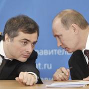Vladislav Sourkov, homme clé de Poutine, quitte le Kremlin