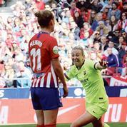 Les footballeuses espagnoles remportent une convention collective