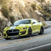 Ford Mustang Shelby GT500, une incroyable machine à sensations
