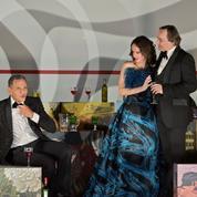 Trahisons ,avec Michel Fau et Roschdy Zem: je t'aime, moi non plus