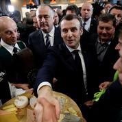 Salon de l'agriculture: un nouveau marathon pour Emmanuel Macron