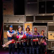 Quand le cirque québécois s'encanaille