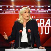 Marine Le Pen: «J'ai de grandes chances d'être présidente de la République»