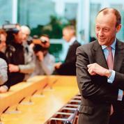 CDU: quatre hommes briguent l'après-Merkel
