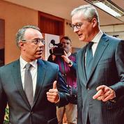 Paris favorable à un peu de souplesse budgétaire pour la Grèce